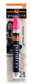 Painters Neon Singles Medium Hot Pink