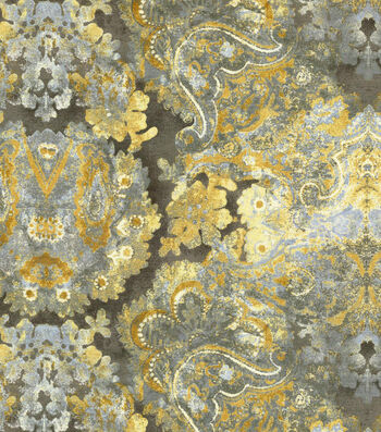 """Tracey Porter Upholstery Fabric 54""""-Charmer Silver Cloud"""