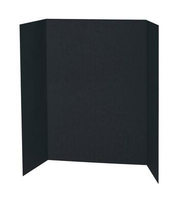 "Pacon® 48""x36"" Presentation Board-Black"