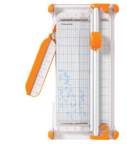 Fiskars Portable Rotary Trimmer Yellow/Orange, , hi-res