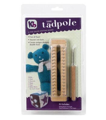 Tadpole Knitting Brd