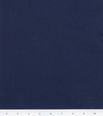 "Sew Classics Crepe Suiting Fabric 58""-Blue"