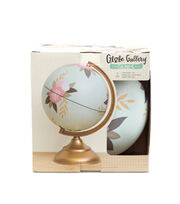American Crafts™ One Canoe Two Globe-Rose, , hi-res