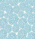 Quilter\u0027s Showcase™ Cotton Fabric 44\u0022-Alaskan Blue Floral Burst