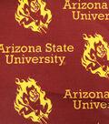 Arizona State University Sun Devils Canvas Fabric 58\u0022-Logo
