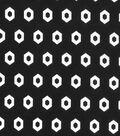 Quilter\u0027s Showcase Fabric 44\u0027\u0027-Navy Geometric