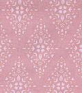 Premium Quilt Posy & Vine Cotton Fabric 44\u0027\u0027-Floral Diamond