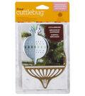 Cuttlebug™ Die A2 Anna Griffin® Holly Ornament