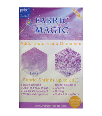 Pellon Fabric Magic Shrinking Interfacing