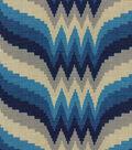 Waverly Upholstery Fabric 54\u0022-Epic Flame/Adriatic