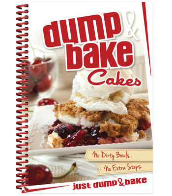 CQ Products Cookbook-Dump & Bake Cakes
