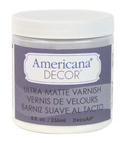 DecoArt Ultra Matt-Varnish 8oz, , hi-res
