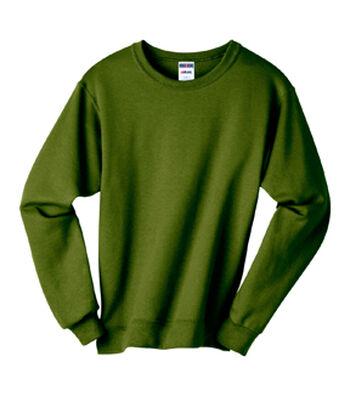 Adult Crew Sweatshirt Medium