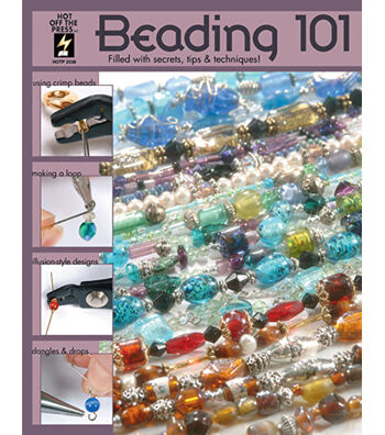 Beading 101-Filled with secrets, tips & techniques!
