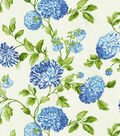 Home Decor 8\u0022x8\u0022 Swatch Fabric-Williamsburg Charlotte Bluebell