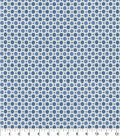 P/K Lifestyles Upholstery Fabric 54\u0027\u0027-Marine Front & Center