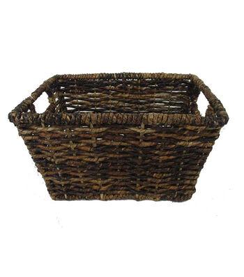 Organizing Essentials 14''x10''x7.25'' Bacbac Rectangle Storage Basket