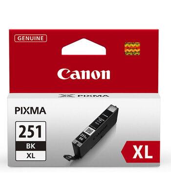Canon PIXMA CLI-251XL High-Yield Ink Tank-Black