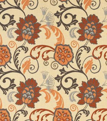 """Sunbrella Outdoor Fabric 54""""-Dupione Elegance Mar"""