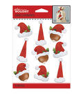 Jolee\u0027s Christmas Stickers-Santa