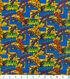 DC Comics Superman Cotton Fabric 44\u0022-Bam