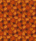 Autumn Inspirations™ Cotton Fabric 43\u0022-Harvest Leaf
