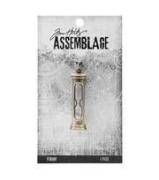 Tim Holtz® Assemblage Hourglass Pendant, , hi-res