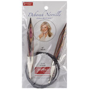 Deborah Norville Fixed Circular Needles 40'' Size 19/15.0mm, , hi-res