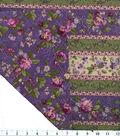 Premium Quilt Cotton Fabric 42\u0022-French