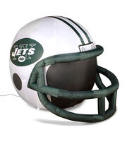 New York Jets Inflatable Helmet, , hi-res