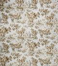 Jaclyn Smith Upholstery Fabric 54\u0022-Cleo /Robins Egg