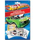 Hot Wheels Play Sticker