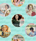 Kelloggs® Cotton Fabric 43\u0027\u0027-Ladies