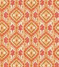 Eaton Square Print Fabric 54\u0022-Zither/Canyon