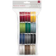 American Crafts Value Pack Hemp Twine Basic Colors, , hi-res