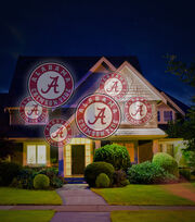 University of Alabama Crimson Tide Team Pride Light, , hi-res