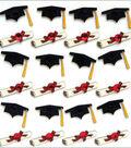 Jolee\u0027s Boutique Dimensional Mini Repeats Stickers-Graduation