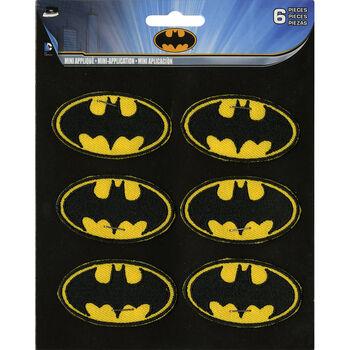 DC Comics® Batman Insignia Patch 2''x1''
