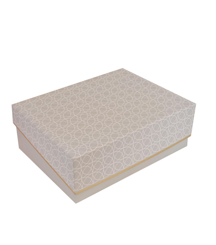 Organizing Essentials™ Large Flip Box Gray Dwell
