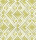 HGTV Home Upholstery Fabric-Diamond Reps/Wheatgrass