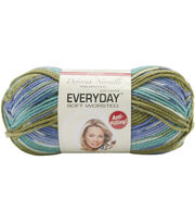 Deborah Norville by Premier Yarns Everyday Print Yarn, , hi-res
