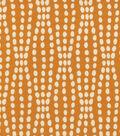 Waverly Upholstery Fabric 55\u0022-Strands Tiger Lily