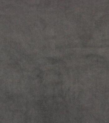 Hudson 43 Upholstery Velvet Fabric-Gunmetal