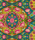 Waverly Lightweight Decor Fabric 54\u0022-Reflection Pool/Darjeeling