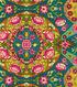 Waverly Print Fabric 54\u0022-Reflection Pool/Darjeeling