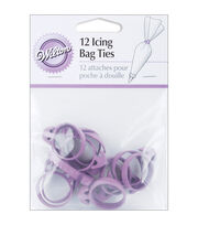 Wilton Icing Bag Ties-12/Pkg, , hi-res