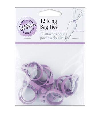 Wilton® Icing Bag Ties-12/Pkg