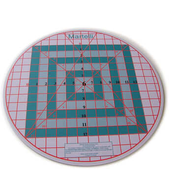 Turn Table Mat-16""