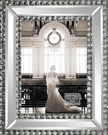 Tabletop Frame 5X7-Glass Mirror