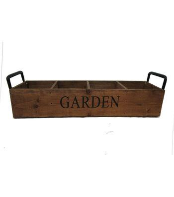 Hello Spring Gardening Storage Box-Garden